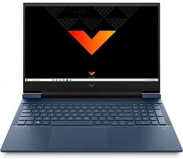 "HP VICTUS Gaming Laptop: 16.1"" 144Hz FHD IPS, Ryzen 7 5800H, 16GB DDR4, 512GB PCIe SSD, RTX 3050 Ti, Win10H"