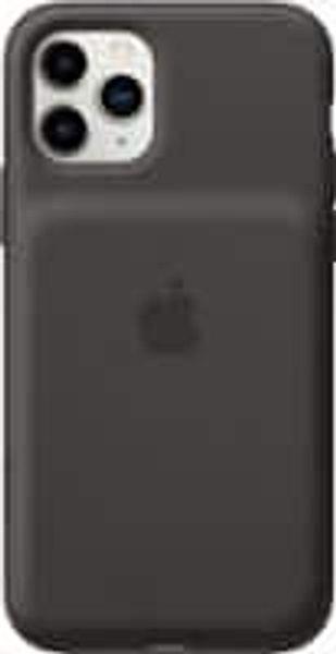 Apple - iPhone 11 Pro | Pro Max Smart Battery Case - Black @BestBuy