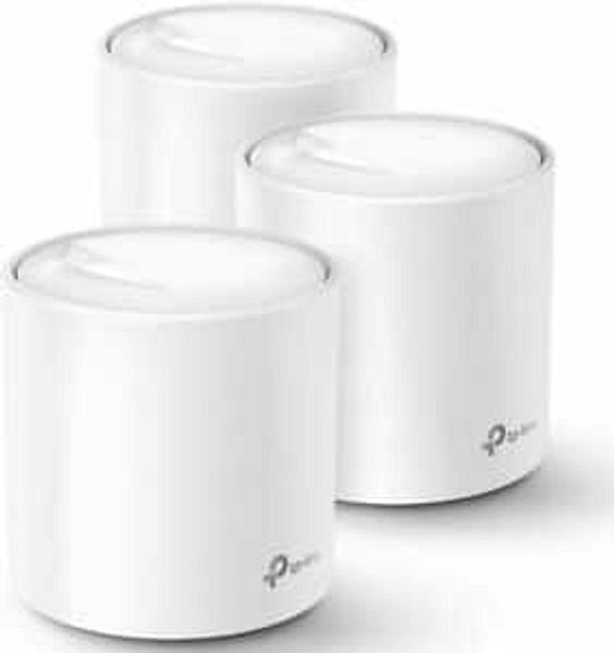 TP-Link Deco WiFi 6 Mesh WiFi System(Deco X20) - Covers up to 5800 Sq.Ft
