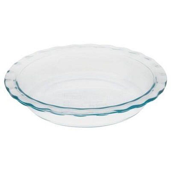 "9.5"" Pyrex Easy Grab Glass Pie Pan $4.85 + Free Store Pickup at Walmart"