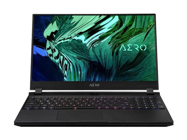 GIGABYTE AERO 15 XC-8US1130SH Gaming Laptop [Intel Core i7-10870H 2.20 GHz, RTX 3070]