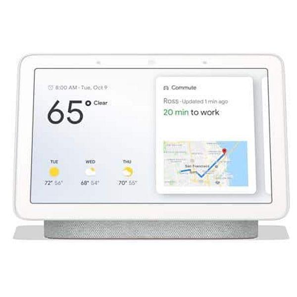 """Google Nest 7"""" Touchscreen Nest Hub w/ Google Assistant (Gen 1)"""