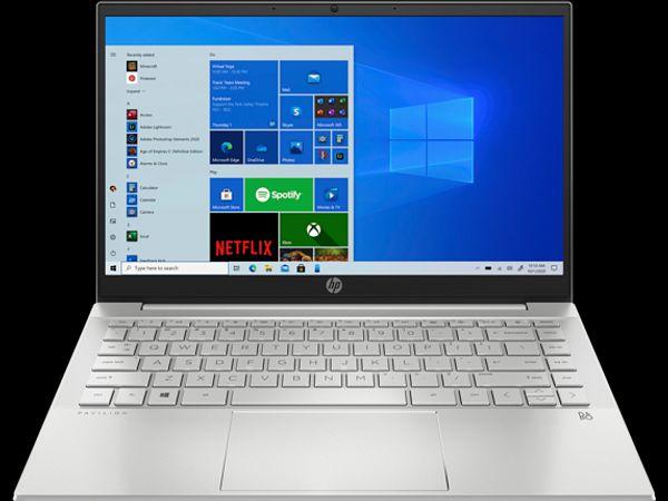 "HP Pavilion Laptop 14z-ec000 Laptop: Ryzen 5 5500U, 14"" IPS 400 nits, 16GB DDR4, 256GB SSD with Free HP Wireless Mouse"
