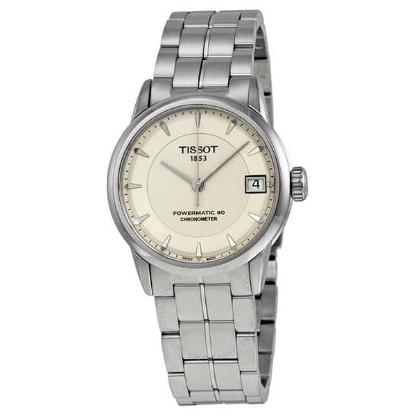 Ladies Tissot Swiss Automatic Certified Chronometer for $299