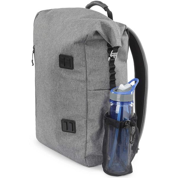 Ozark Trail 20L Roll Top Backpacking Backpack (Gray) $8.35 + Free Shipping w/ Walmart+ or $35+