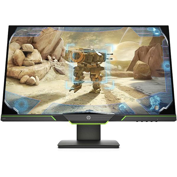 """27"""" HP X27i 1440p 144hz 4ms Freesync Gaming Monitor $240 (Less w/ SD Cashback) +  Free S./H at Buydig"""