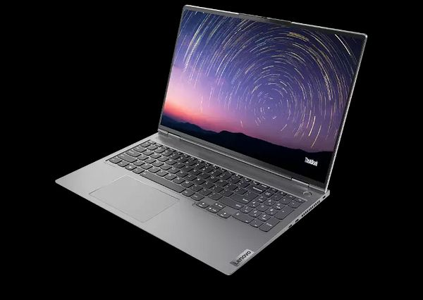 "Lenovo ThinkBook 16p G2: 16"" QHD+ IPS, Ryzen 5 5600H, 16GB DDR4, RTX 3060, 512GB PCIe SSD, Win10 Pro @ $1176.27 + F/S"